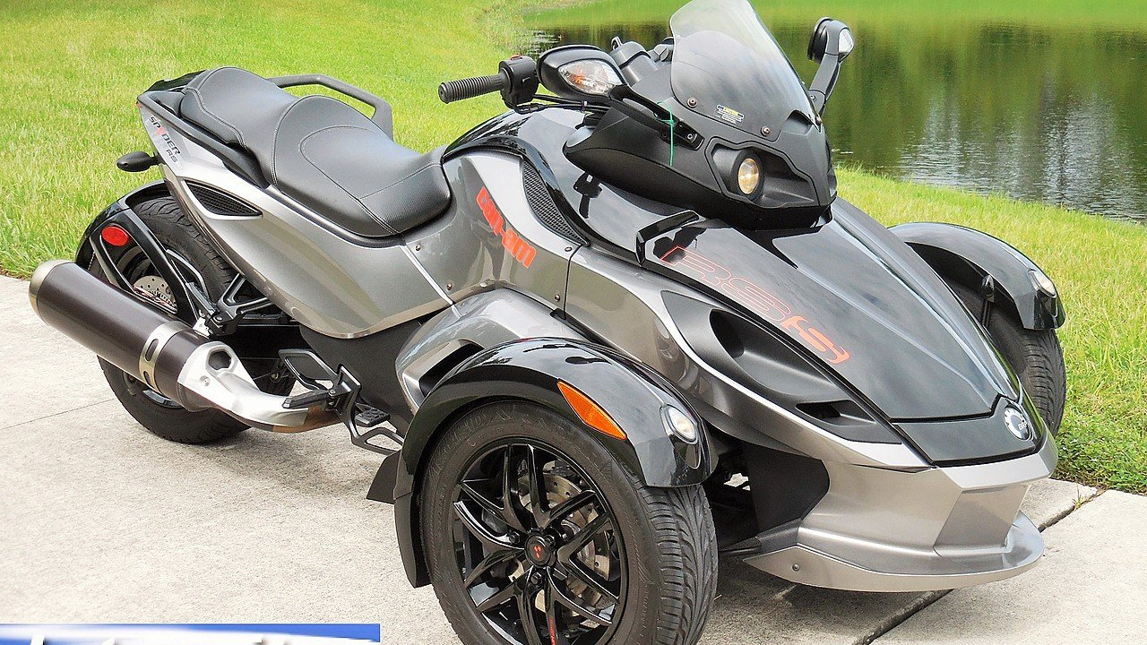 2012 Can-Am Spyder RS for sale 200621371