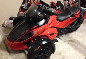 2012 Can-Am Spyder RS-S for sale 200384188
