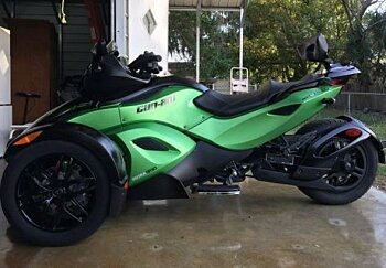 2012 Can-Am Spyder RS-S for sale 200457700