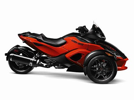 2012 Can-Am Spyder RS-S for sale 200583681
