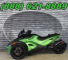 2012 Can-Am Spyder RS-S for sale 200638226
