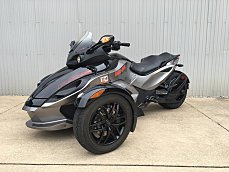 2012 Can-Am Spyder RS for sale 200578079