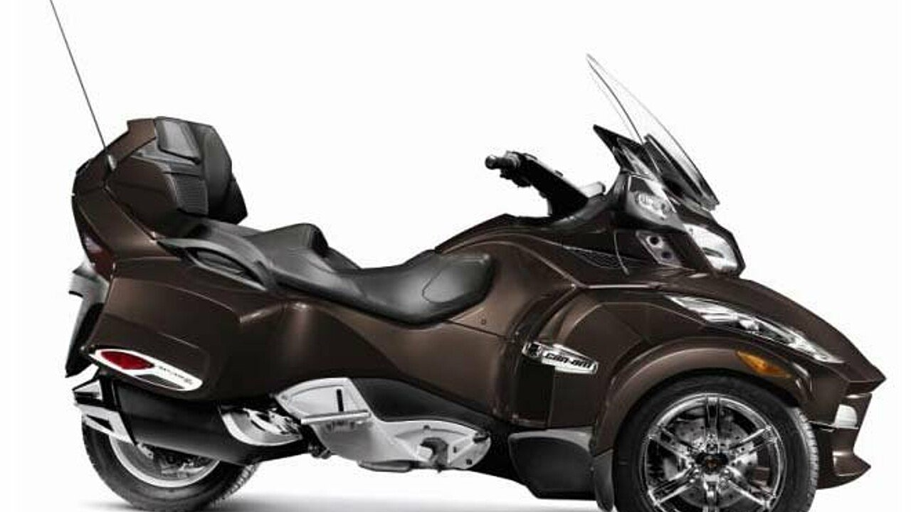 2012 Can-Am Spyder RT for sale 200496997
