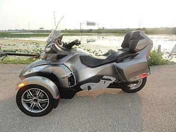 2012 Can-Am Spyder RT-S for sale 200336775
