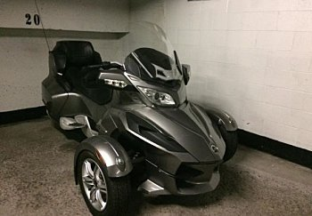 2012 Can-Am Spyder RT-S for sale 200490555
