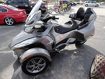 2012 Can-Am Spyder RT-S for sale 200545968