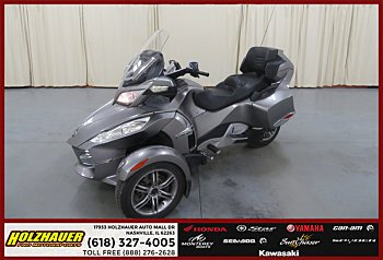 2012 Can-Am Spyder RT-S for sale 200564419