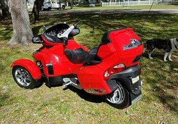 2012 Can-Am Spyder RT-S for sale 200585906