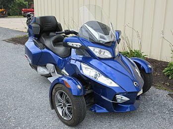 2012 Can-Am Spyder RT-S for sale 200630169