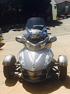 2012 Can-Am Spyder RT Audio & Convience SM5 for sale 200495281