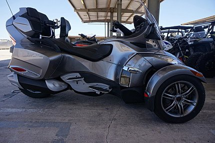 2012 Can-Am Spyder RT for sale 200575836