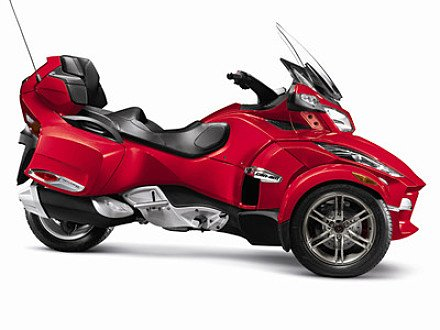 2012 Can-Am Spyder RT for sale 200582613