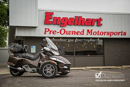 2012 Can-Am Spyder RT for sale 200597931