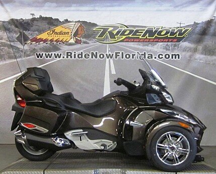 2012 Can-Am Spyder RT for sale 200598301