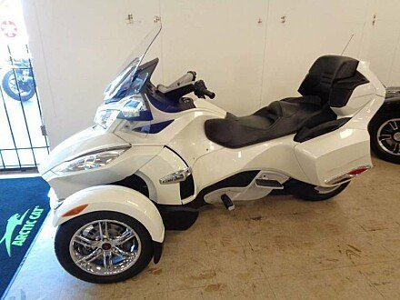 2012 Can-Am Spyder RT for sale 200600081