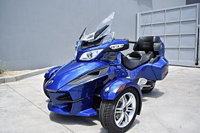 2012 Can-Am Spyder RT for sale 200603049