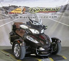 2012 Can-Am Spyder RT for sale 200621246