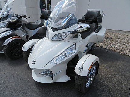 2012 Can-Am Spyder RT for sale 200622821