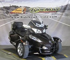 2012 Can-Am Spyder RT for sale 200625529