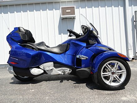 2012 Can-Am Spyder RT for sale 200629328
