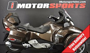 2012 Can-Am Spyder RT for sale 200633980