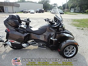 2012 Can-Am Spyder RT for sale 200636641