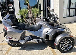 2012 Can-Am Spyder RT for sale 200651985