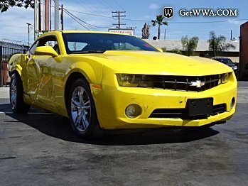2012 Chevrolet Camaro for sale 100751399