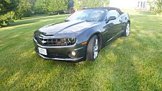 2012 Chevrolet Camaro SS Convertible for sale 100780826