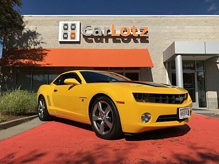 2012 Chevrolet Camaro LT Coupe for sale 100916149
