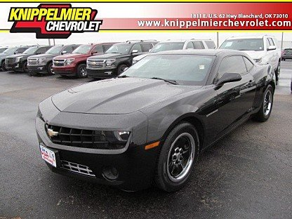 2012 Chevrolet Camaro LS Coupe for sale 100927890