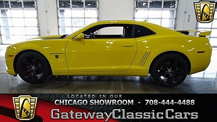2012 Chevrolet Camaro SS Coupe for sale 100950622