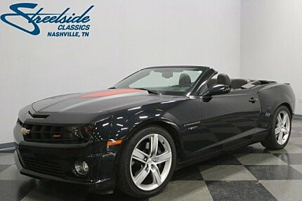 2012 Chevrolet Camaro SS Convertible for sale 100980876