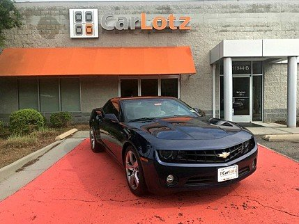2012 Chevrolet Camaro LT Coupe for sale 100987451