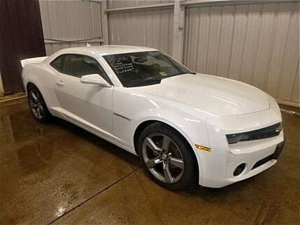 2012 Chevrolet Camaro LT Coupe for sale 101004426