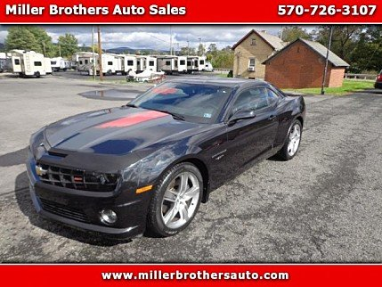 2012 Chevrolet Camaro SS Coupe for sale 101034285