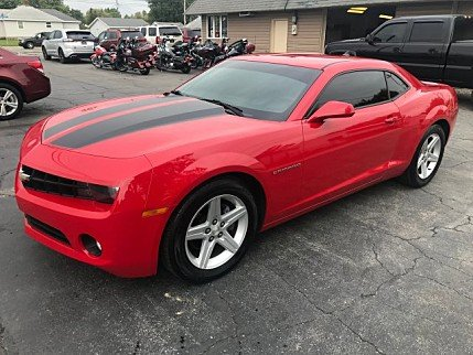 2012 Chevrolet Camaro LT Coupe for sale 101035659