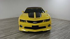 2012 Chevrolet Camaro SS Convertible for sale 101041717