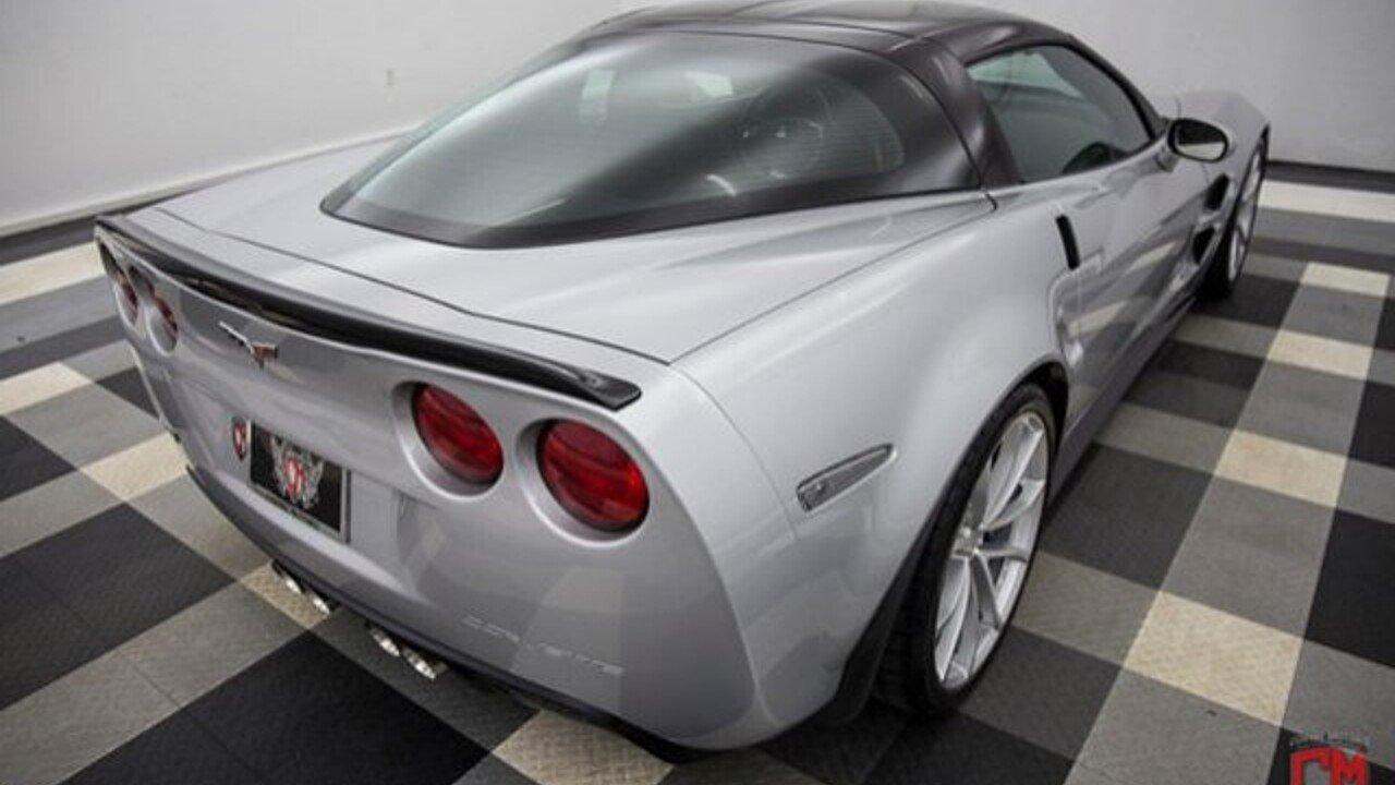 2012 Chevrolet Corvette ZR1 Coupe for sale near Hickory, North ...