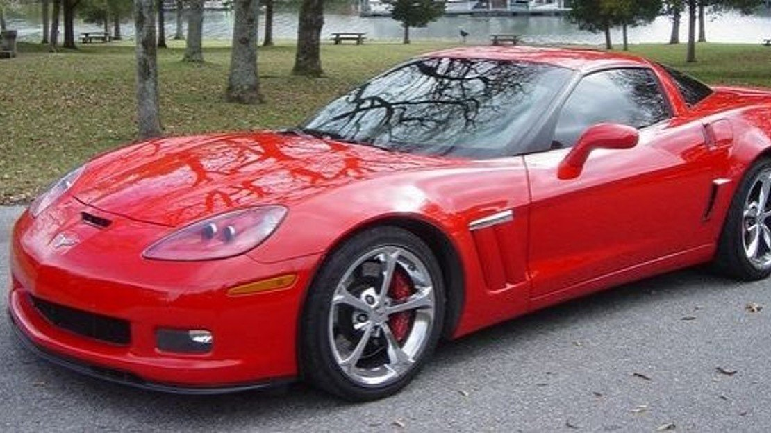 2012 Chevrolet Corvette for sale 101053244