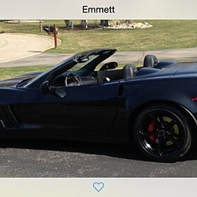 2012 Chevrolet Corvette Grand Sport Convertible for sale 100754723