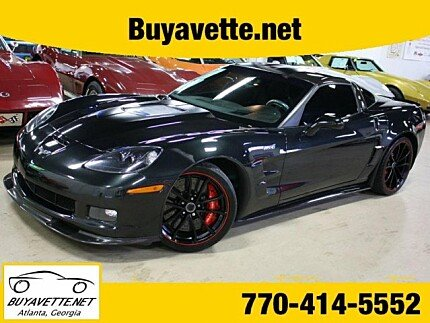 2012 Chevrolet Corvette ZR1 Coupe for sale 100976131
