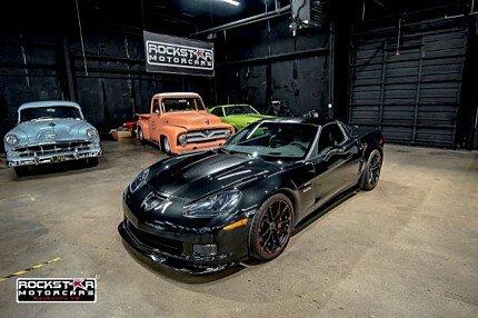2012 Chevrolet Corvette Z06 Coupe for sale 100900215