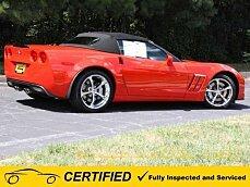 2012 Chevrolet Corvette Grand Sport Convertible for sale 100914340