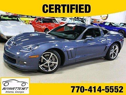 2012 Chevrolet Corvette Grand Sport Coupe for sale 100915230