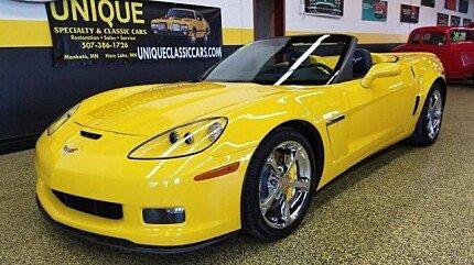 2012 Chevrolet Corvette Grand Sport Convertible for sale 100927431