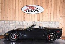 2012 Chevrolet Corvette Grand Sport Convertible for sale 100934716