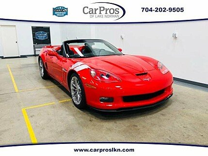 2012 Chevrolet Corvette Grand Sport Convertible for sale 100973457