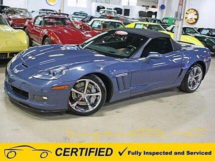 2012 Chevrolet Corvette Grand Sport Convertible for sale 100976134