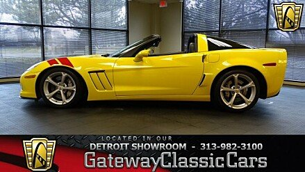 2012 Chevrolet Corvette Grand Sport Coupe for sale 100976279